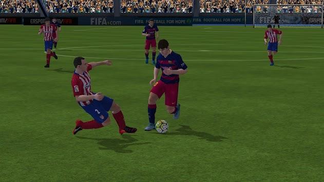 FIFA 15 Ultimate Team apk screenshot