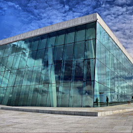 Glass structure by Francis Xavier Camilleri - Buildings & Architecture Office Buildings & Hotels