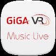KT GiGA VR Music Live Player