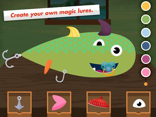 Kapu Fishing - screenshot