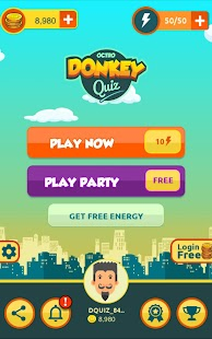 Game Donkey Quiz: India's Quiz Game apk for kindle fire