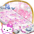 App Kitten pink diamonds sweet princess theme apk for kindle fire
