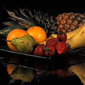 Bananas and others by Cristobal Garciaferro Rubio - Food & Drink Fruits & Vegetables