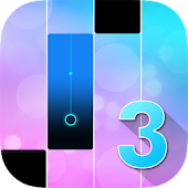 Piano - Magic White Tiles 3 Icon