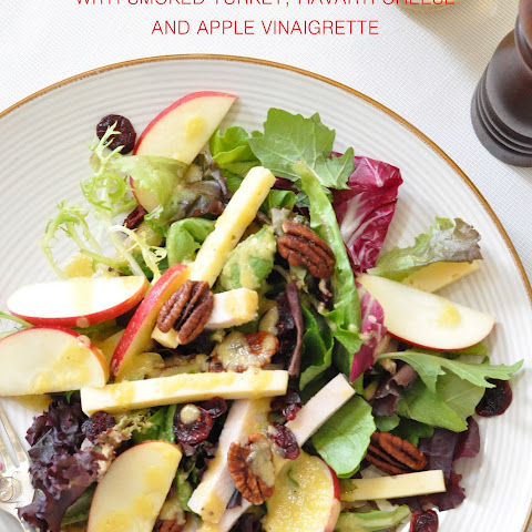 Fall Salad with Apples