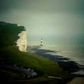 Seven Sisters by Alan Wilson - Novices Only Landscapes