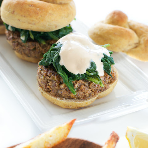 Vegan Hoppin' John Sliders
