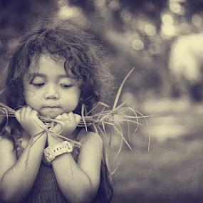 I wanted by Bram Antonius.T - Babies & Children Child Portraits
