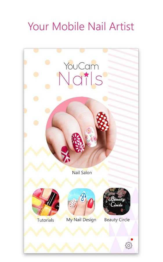 Youcam Nails Manicure Salon For Custom Nail Art Screenshot