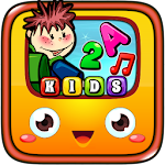 Kids Educational Learning Game Icon