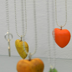 Hearts by Kirsty Wilkins - Novices Only Objects & Still Life ( hearts )