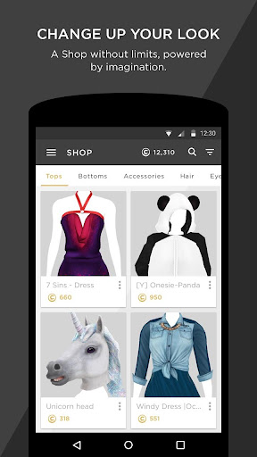 IMVU Mobile - screenshot