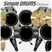 Simple Drums - Deluxe APK for Bluestacks