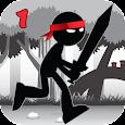Stickman Forest Escape