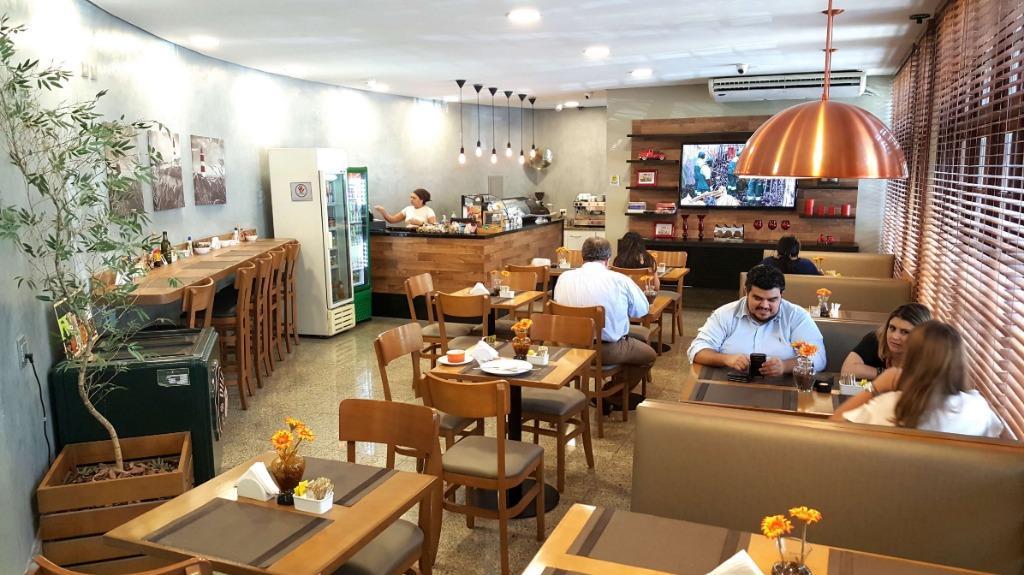 Brooklin - Laje Corporativa 750 m² (Inteira) 16 Vagas  na Rua Geraldo Flausino Gomes para Locação.