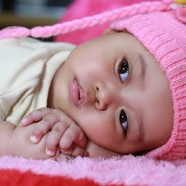 My Baby by ShaLim Sawerigading - Babies & Children Babies