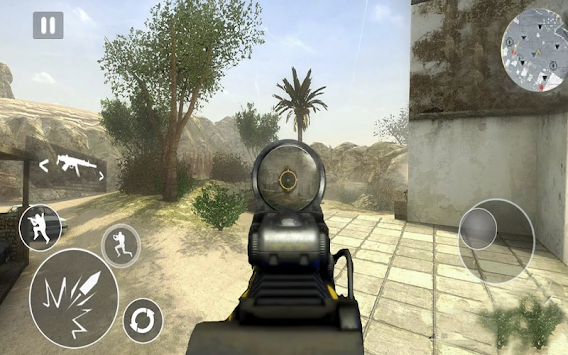 Army Soldier Military Group APK screenshot thumbnail 1