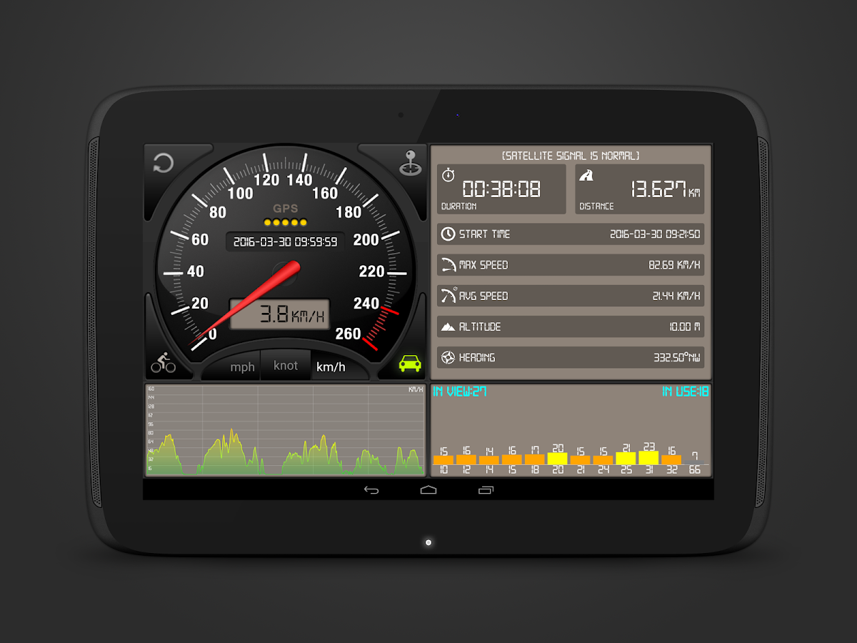 Speedometer GPS Pro Screenshot 8