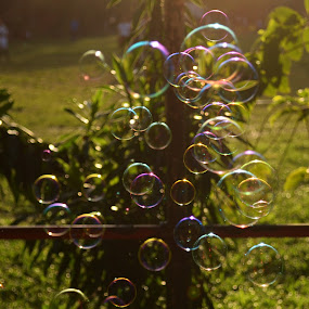 Bubbles by Gi Masangya - Novices Only Abstract ( abstract, philppines, nikon d3100, bubbles, nikon, photography )