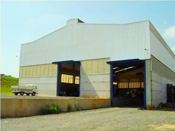 Galpão industrial para venda e locação, Vila São Pedro, Hortolândia.
