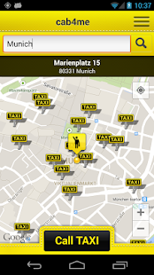 cab4me taxi finder for pc