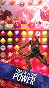 Marvel Puzzle Quest APK for Bluestacks