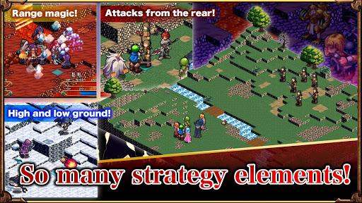 SRPG Legna Tactica - screenshot