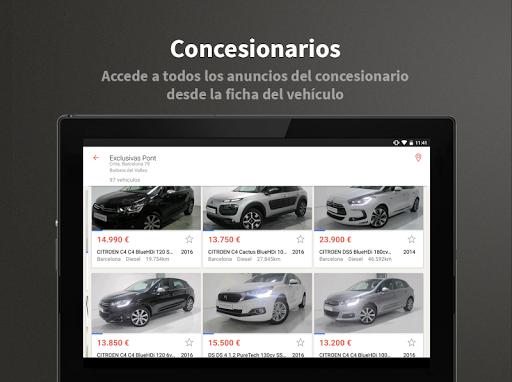 Coches.net - Compraventa de Coches de Ocasión screenshot 15