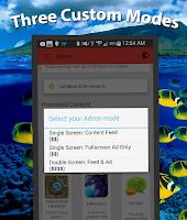 Screenshot of Adme - Cash Rewards LockScreen