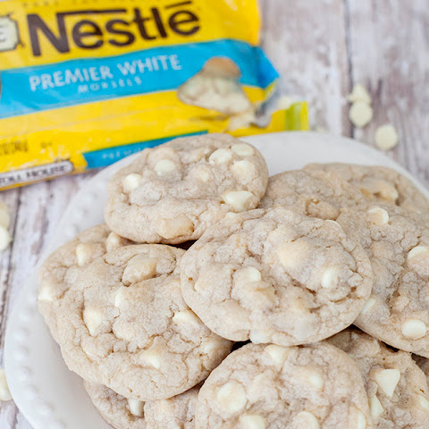 Best Ever White Chocolate Macadamia Nut Cookie