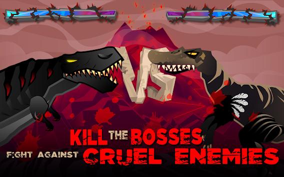 Dino the Beast: Dinosaur Game+ apk screenshot