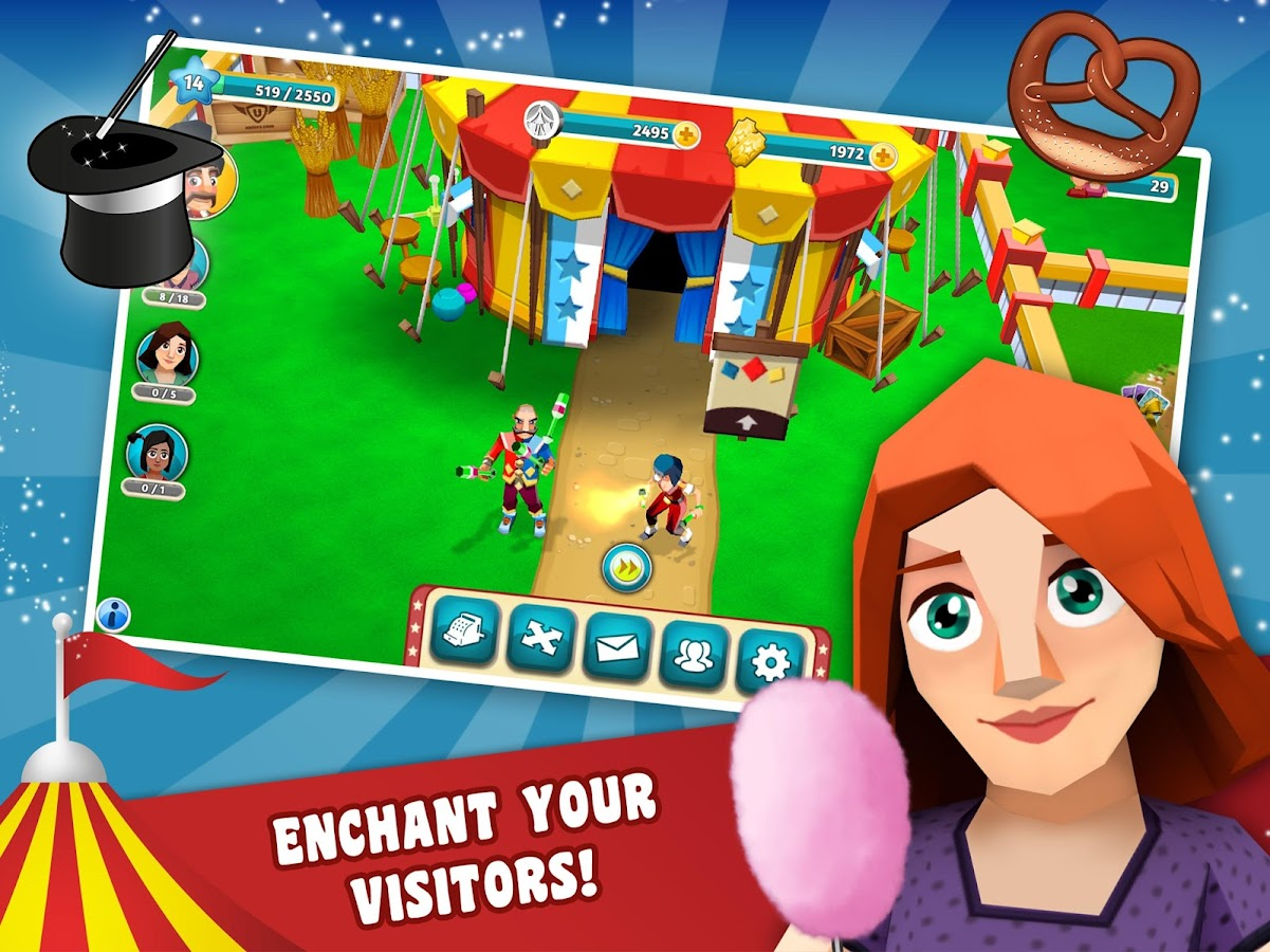 My Free Circus Screenshot 6