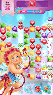 Game My Valentine's Crush: Match 3 APK for Kindle