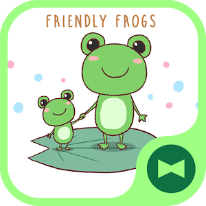 Cute Wallpaper  Friendly Frogs for PC-Windows 7,8,10 and Mac