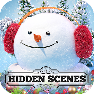 Hidden Scenes Seasons Greeting