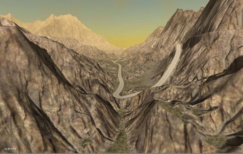 Free 3D X6 DRIVE ON THE MOUNTAINS APK for Windows 8