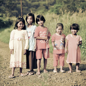 by Ratian Wahyudi - Babies & Children Child Portraits