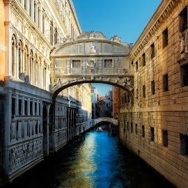 Bridge of Sighs by Heather Allen - Buildings & Architecture Other Exteriors