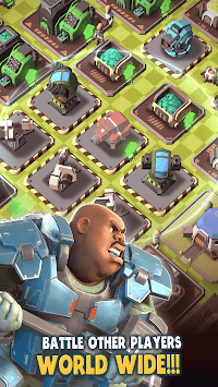 Mad Rocket: Fog Of War APK screenshot thumbnail 3
