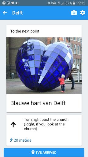 Tour of Delft - screenshot