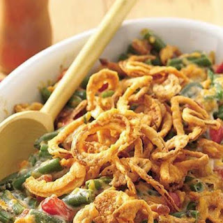 Supreme Green Bean Casserole