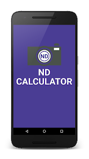 ND Calculator PRO - screenshot