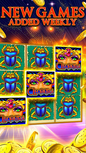 Slots! Cleopatra Slot Games For PC