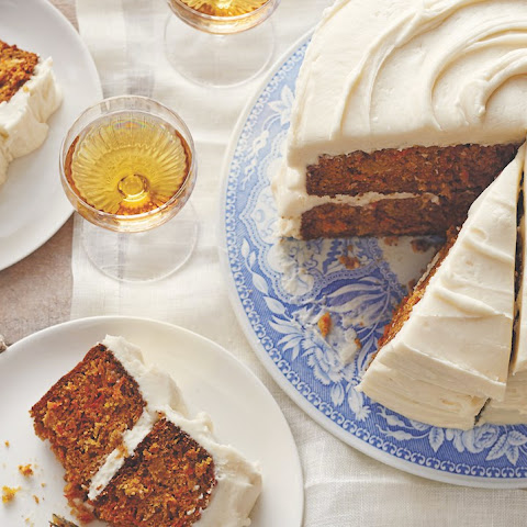 How To Make Layered Carrot Cake