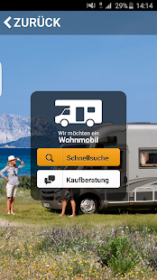 Promobil Kaufberater - screenshot
