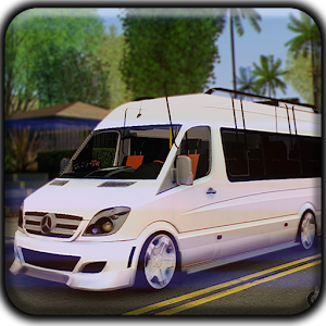 Sprinter Minibus Dolmuş Oyunu For PC