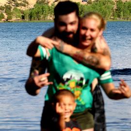 Family  by Keysha Wallace-Patton - People Family