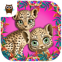 Baby Jungle Animal Hair Salon For PC (Windows And Mac)