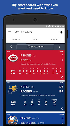 FOX Sports Mobile For PC