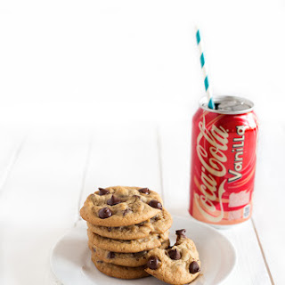 Bakery Style Vanilla Coca-Cola Chocolate Chip Cookies